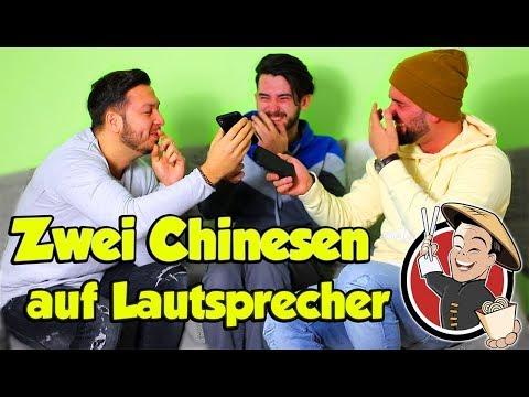 ZWEI CHINESEN AUF LAUTSPRECHER TELEFONPRANK!!! 😂| KüsengsTV