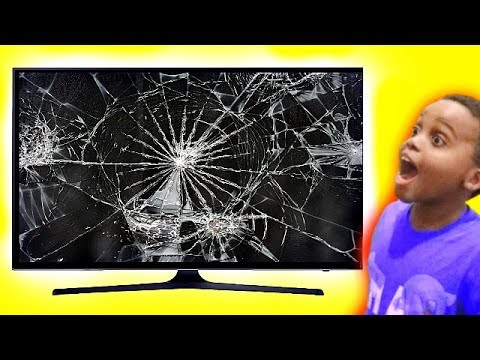 BROKEN TV! - Shiloh And Shasha - Onyx Kids