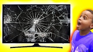 BROKEN TV! - Shiloh And Shasha - Onyx Kids