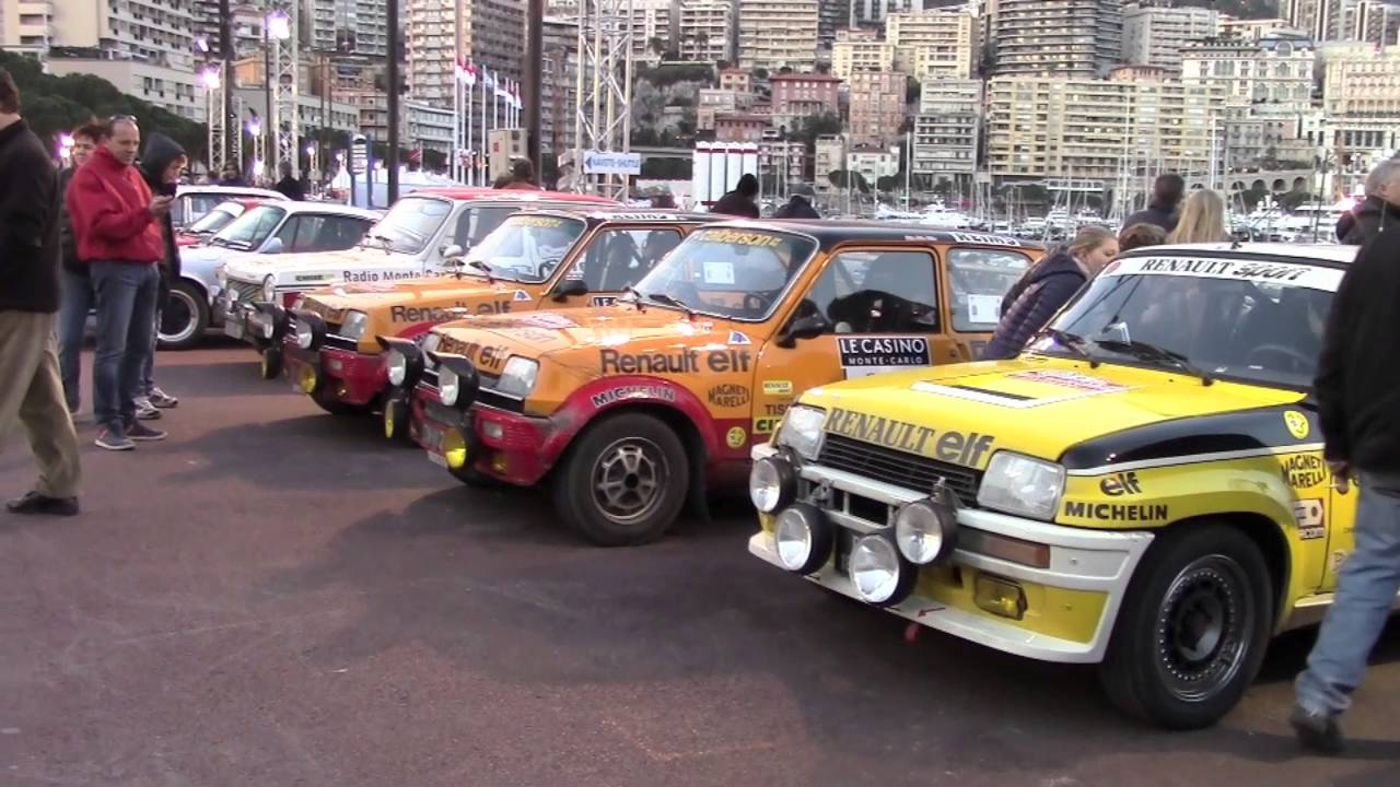 19 rallye monte carlo historique 2016 youtube. Black Bedroom Furniture Sets. Home Design Ideas