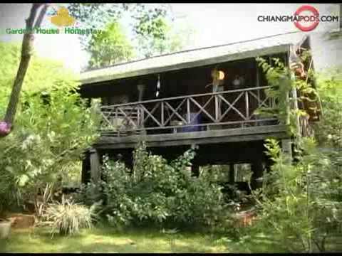 Garden House Homestay, Chiangmai Thailand