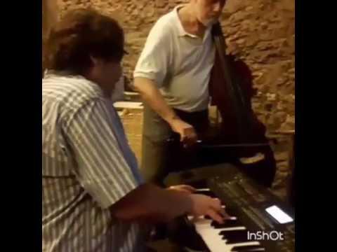 KIKO CONTINENTINO  LUIZ ALVES CLAUTON SALES :  SAMBA JAZZ TRIO
