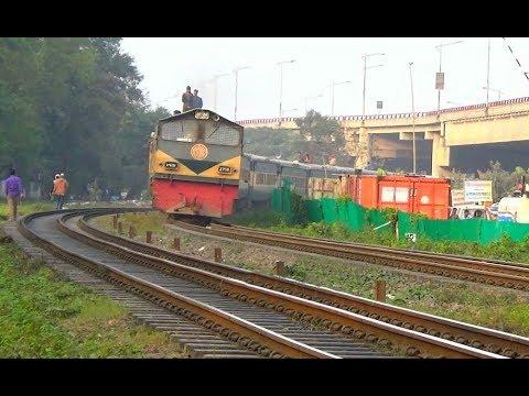 Jamuna Express (যমুনা আন্তঃনগর ট্রেন) // Dhaka to Tarakandi Inter-city train of Bangladesh Railway