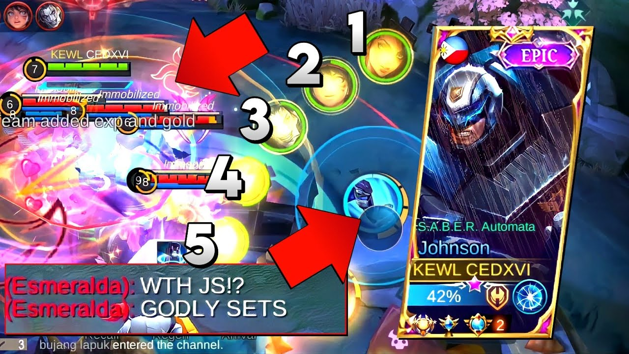 Download THE MOST SATISFYING BACK TO BACK SETS YOU'LL EVER SEE!! TOP GLOBAL JOHNSON GAMEPLAY!