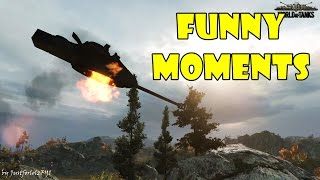 World of Tanks - Funny Moments | Week 1 March 2017