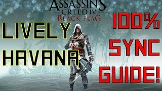 Lively Havana - AC4 100% Sync Guide - Sequence 2 Mission 1