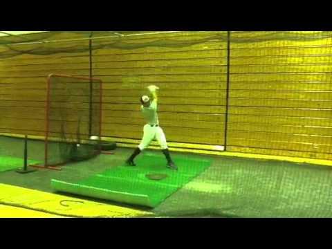 Brian Colon Hitting #2