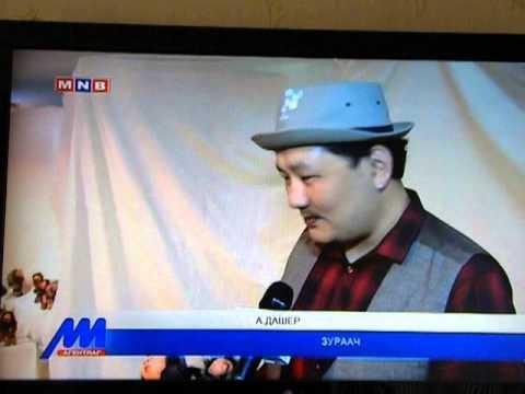 DasherAyush on NBC Mongolia TV