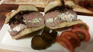 Jalapeno & Cream Cheese Stuffed Burger - Episode 41