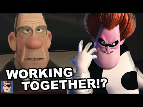 Pixar Theory: The Government Hired Syndrome en streaming
