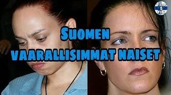 5 Suomen vaarallisinta naista