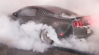 Burnout Contest (part 1) - Paul Walker Meet 2.0