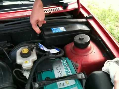 hqdefault fuses on a 2001 ford fiesta youtube ford fiesta 1998 fuse box diagram at aneh.co