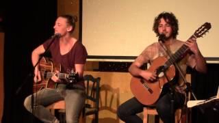 Ashley And Dainius – The Boxer, Macs Charity, Puerto Marina Hotel Mojacar