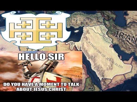 Kingdom of Jerusalem | Hearts of Iron IV Spotlight