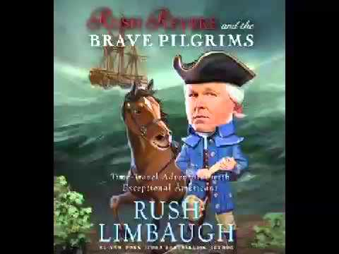 Rush Revere And The Brave Pilgrims Time Travel Adventures