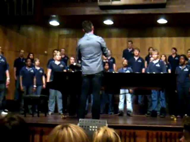 psalm104 Awie Van Wyk TUKS Camerata 2011
