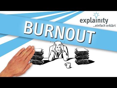 Burnout einfach erklärt