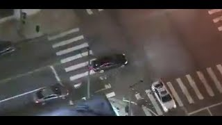California Highway Patrol Chase of Stolen BMW