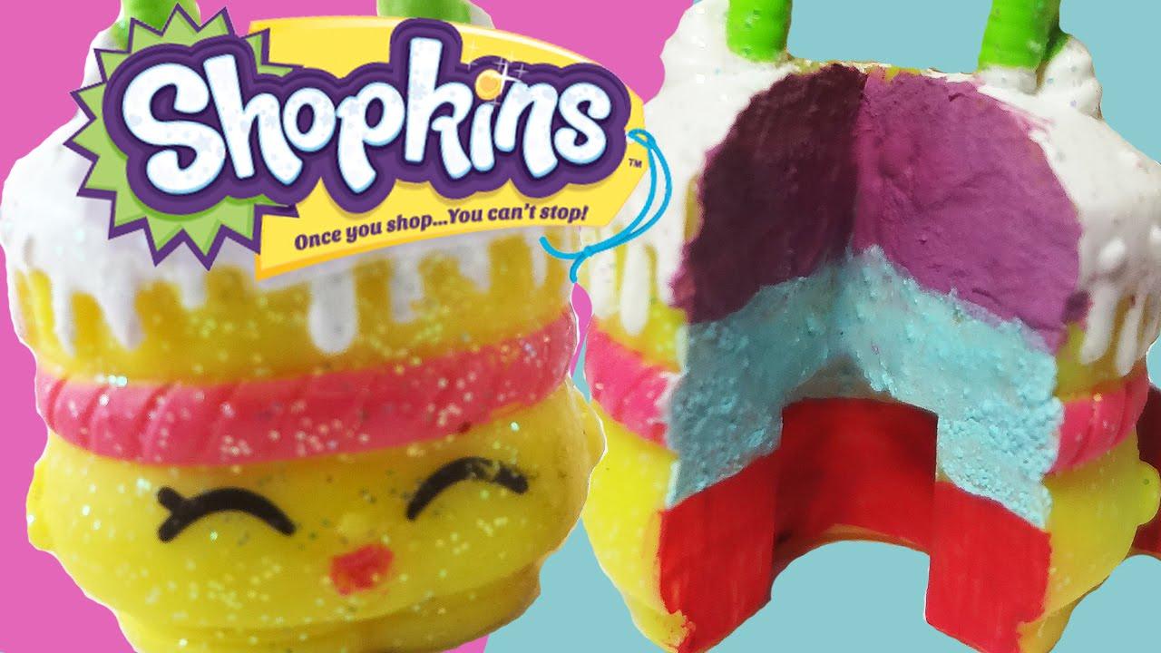 Custom Shopkins Ultra Rare WISHES! What's inside a Shopkin?!? Find ...