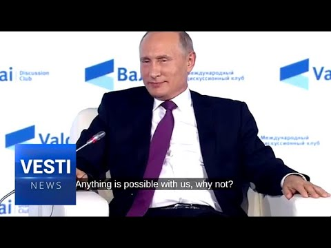 Putin: Woman as President? Why Not?