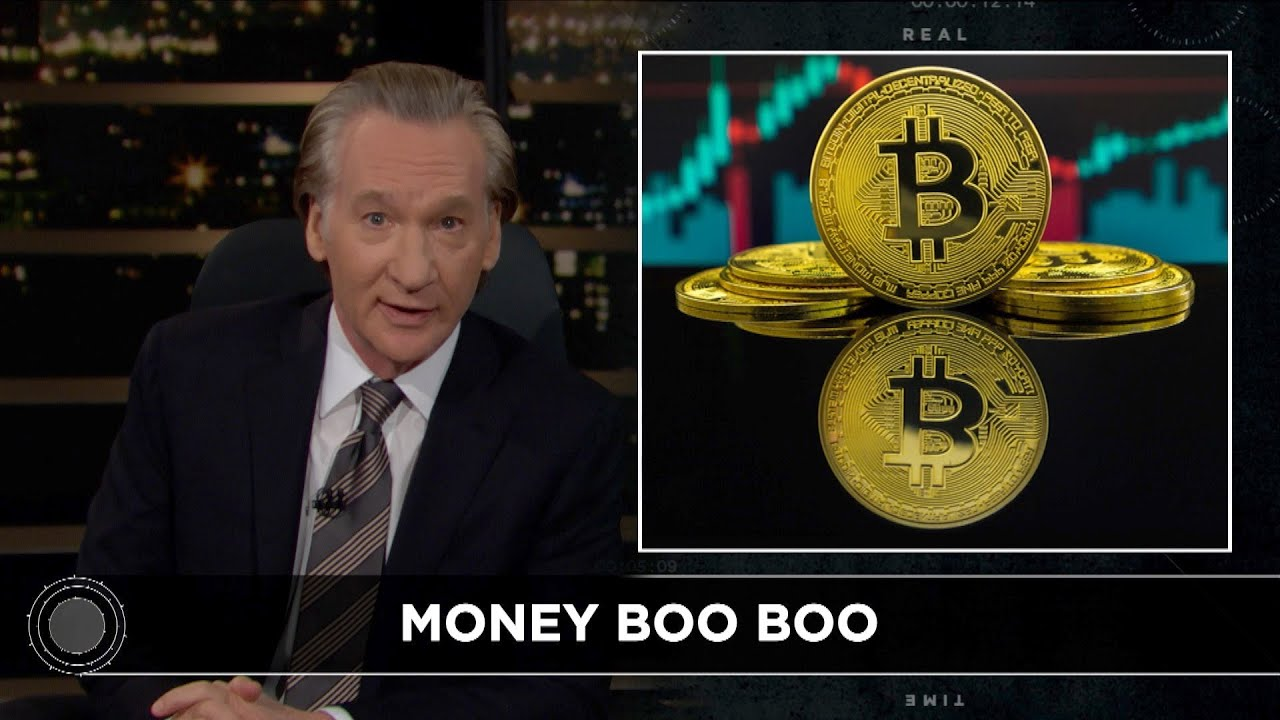 New Rule: Crypto Mania! | Real Time with Bill Maher (HBO)