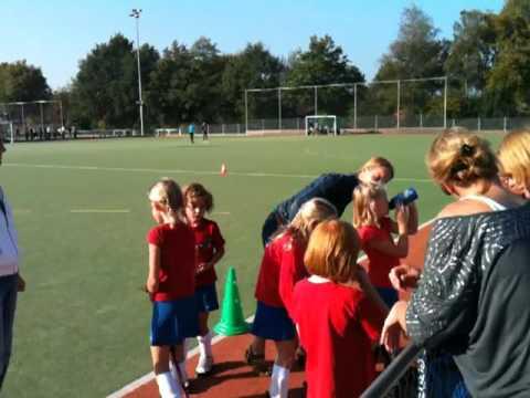 VHC Hockey Meisjes E6-2 - 01 oktober 2011