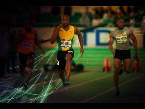 Asafa Powell - Sprinting Montage