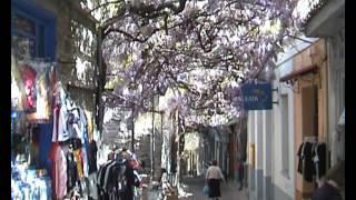 Exploring Molyvos/Molivos, Lesvos Lesbos Greece