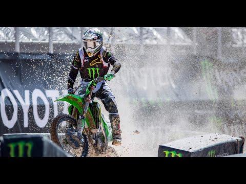 Supercross Rewind - 2018 Monster Energy Cup - 450SX Main Event