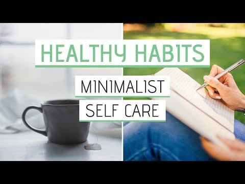 HEALTHY HABITS » 5 Daily habits that changed my life (Food, Exercise, 6-Minute Diary) thumbnail
