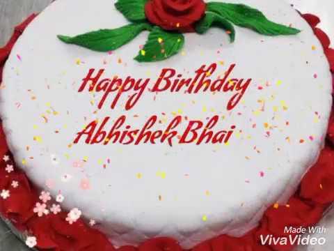 Happy Birthday To You Ll Abhishek Singla Ll Ll Brother Ll Youtube
