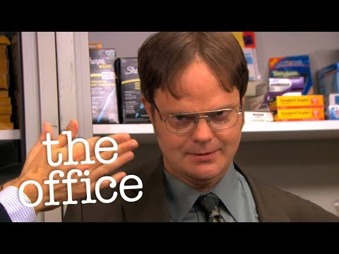 Dwight's Owed Favor  - The Office US