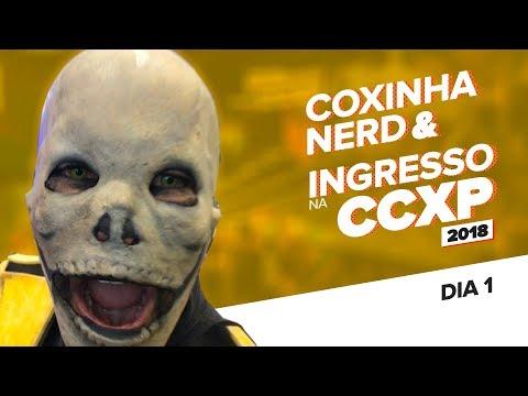 Play Ingresso.com na CCXP 2018 | Dia 1