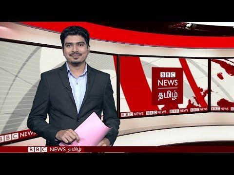California: Rescuers search for mudslide survivors : BBC Tamil News with Prashanth