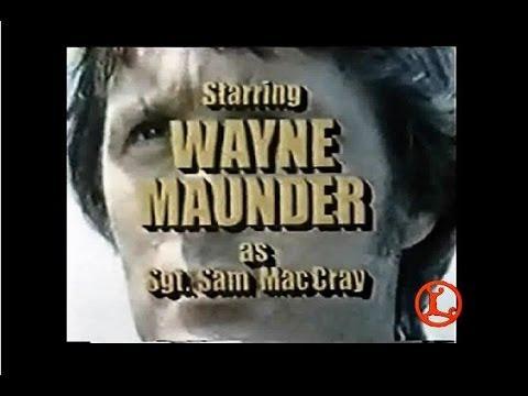 WAYNE MAUNDER ~ SCOTT LANCER ~ LANCER TV WESTERN SERIES ~ CHASE PILOT