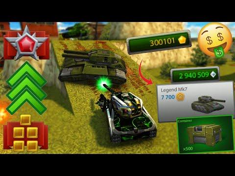 Tanki Online Mega Pro Buyer #4 - Another 300k Tankoins!?!