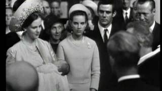 Christening of Prince Frederik (1968) Part 2