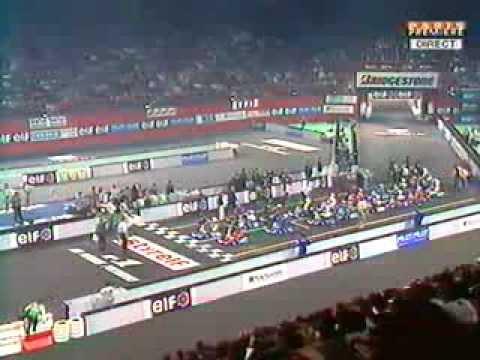 Kart Masters. Paris Bercy 1997