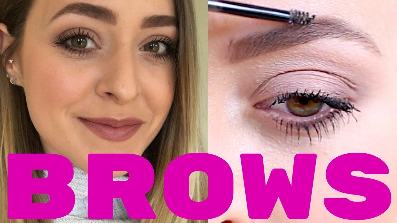 ab38d4ee1e9 My BROW Routine | Fleur De Force - YouTube