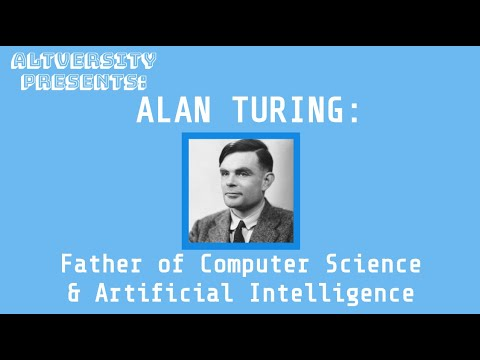 Alan Turing: Father of Computer Science And Artificial Intelligence