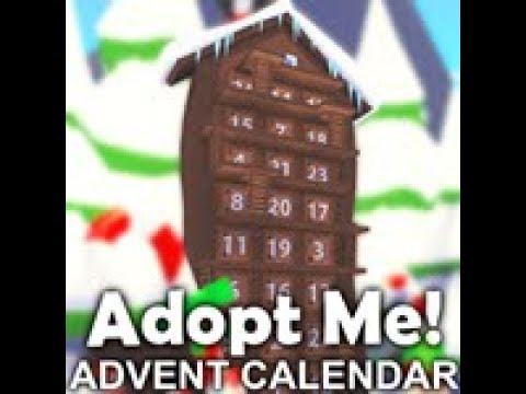 How To Unlock The Whole Advent Calendar In Adopt Me New Adopt Me Advent Calendar Update Roblox Adopt Me Update With Supersorlax1472 Advent Calendar Now Open 1st Day Youtube