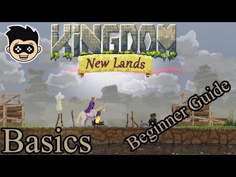 Kingdom: New Lands | Beginner's guide - Basics