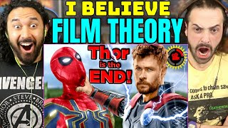 Film Theory: Thor Will DESTROY The MCU! (Marvel Phase 5) - REACTION!