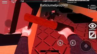Моё первое видео/Roblox/ побег из бункера