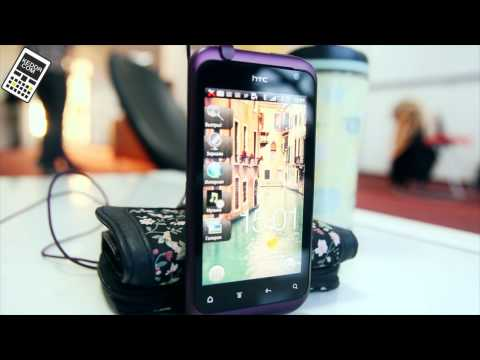 Обзор HTC Rhyme