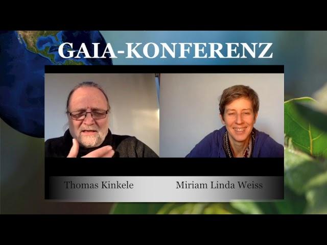 Interview mit Thomas Kinkele⎜ Gaia-Konferenz ⎜Miriam.Seelenreisende