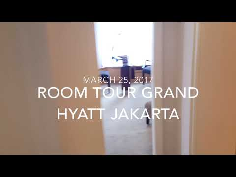 Room Tour Grand Hyatt Jakarta (March 26, 2017)