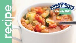 Peanut Butter Vegetarian Chili Recipe