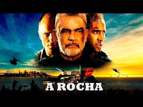 A Rocha- Duas Dublagens (VHS e DVD/ Televisão/ TV Paga)